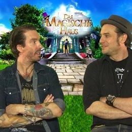 Bosshoss - Mark und Mike - über das Lieblingsspielzeug in der Kindheit - Interview Poster