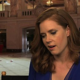 Amy Adams - Sydney Prosser -  über Irving aus Sydneys Sicht - OV-Interview