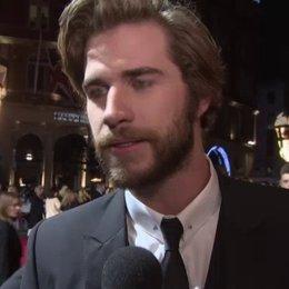 Liam Hemsworth - Peeta Mellark - London Premiere - Sonstiges Poster