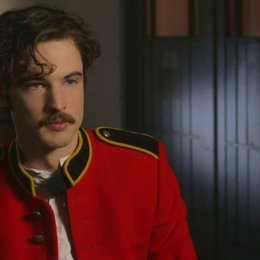 Tom Sturridge über den Regisseur - OV-Interview