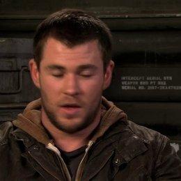 Chris Hemsworth über Jeds Beziehung zu Toni - OV-Interview