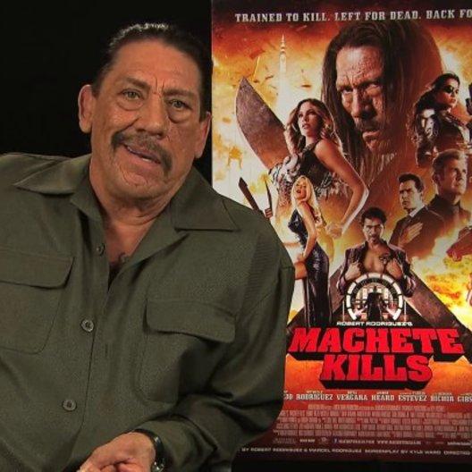Danny Trejo darüber, warum man den Film sehen sollte - OV-Interview Poster