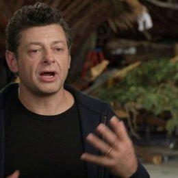 Andy Serkis - Ceasar - über die Themen des Films - OV-Interview