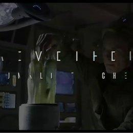Prometheus - Dunkle Zeichen - Trailer Poster