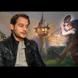 MORITZ BLEIBTREU - Flynn / über die Nebenfiguren - Interview