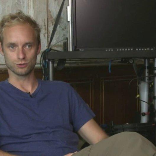 Max Erlenwein über die Idee zum Film usw - Interview