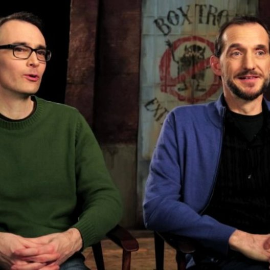 Graham Annable und Anthony Stacchi über Ben Kingsley - OV-Interview Poster