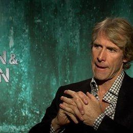 Michael Bay - Regisseur - darüber dass der Film auf eine wahre Geschichte basiert - OV-Interview Poster