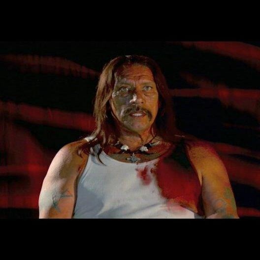 Danny Trejo über Robert Rodriguez - OV-Interview