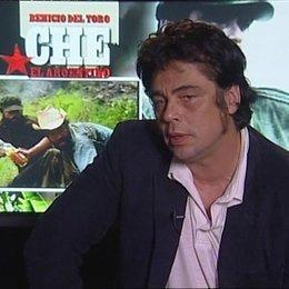 """Benicio del Toro - """"Che Guevara"""" - OV-Interview"""