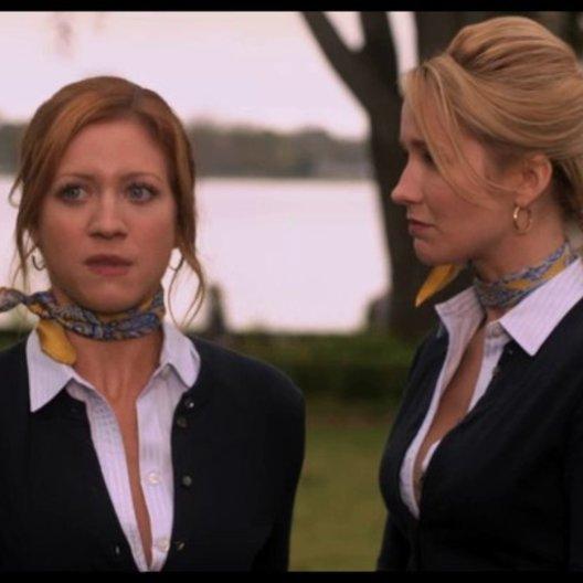 Chloe erzählt den Bellas von ihren Knötchen - Szene