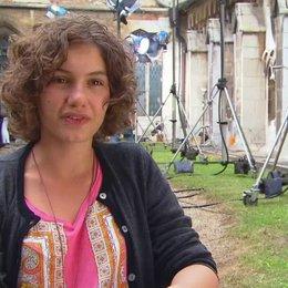 Valeria Eisenbart - George - über die Drehorte - Interview