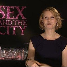 Cynthia Nixon - Interview