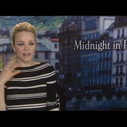Rachel McAdams (Inez) über Paris - OV-Interview Poster