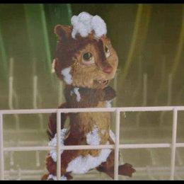 Alvin und die Chipmunks: Road Chip - Trailer Poster