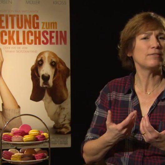 Sherry Hormann - Regisseurin - über Iris Berben - Interview Poster