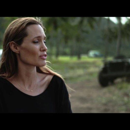 Angelina Jolie über die Herausforderung Unbroken zu verfilmen - OV-Interview