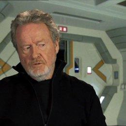 Ridley Scott über die Kreation des Filmlooks - OV-Interview Poster