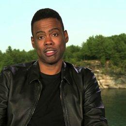 Chris Rock über den Spass an der Fortsetzung - OV-Interview