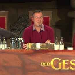 PK in Berlin Teil 2 - Pressekonferenz
