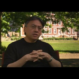 Kazuo Ishiguro über das Schicksal der Kinder und wie sie es entdecken - OV-Interview Poster