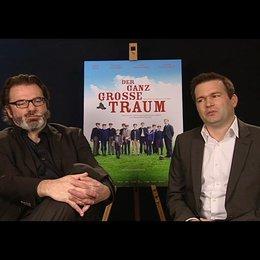 Anatol Nitschke und Raoul Reinert (Produzenten) über den Reiz des Stoffs - Interview