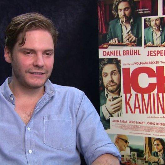 Daniel Brühl über Wolfgang Becker - Interview Poster