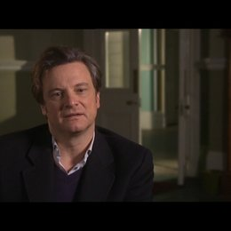 COLIN FIRTH -Bill Haydon- über die Emotionalität der Story - OV-Interview Poster