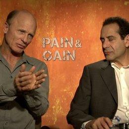 Ed Harris und Anthony Shalhoub - Ed DuBois und Victor Kershaw - über die Bedeutung von Moral fuer de Film - OV-Interview Poster