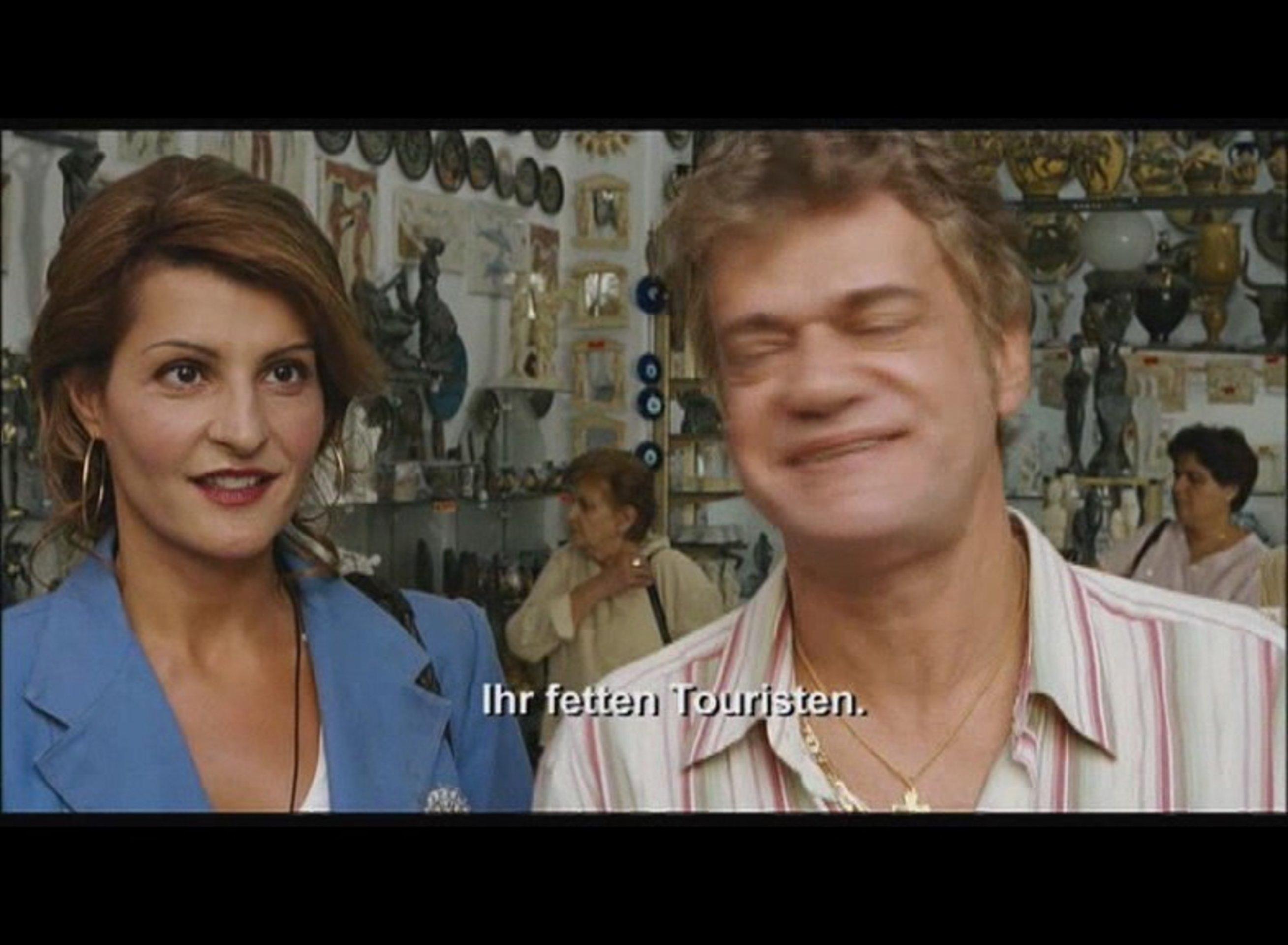 My Big Fat Greek Summer Film (2008) · Trailer · Kritik · KINO.de