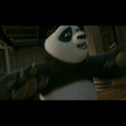 Kung Fu Panda - Trailer Poster