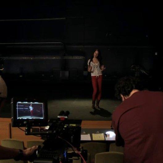 Szenen vom Dreh 1 - Making Of