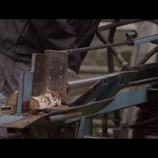 Die Kunst, sich die Schuhe zu binden - Trailer Poster