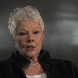 Judi Dench - Philomena - über Stephen Frears - OV-Interview