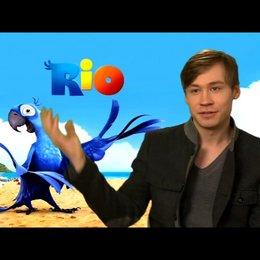 David Kross über Blu 2 - Interview Poster