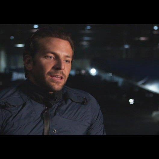 """Bradley Cooper - """"Faceman"""" über die Beziehung zu """" Charisa"""" - OV-Interview"""