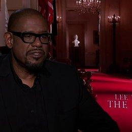 Forest Whitaker über die Rolle, den Regisseur, die Zusammenarbeit und die Botschaft des Films - OV-Interview Poster