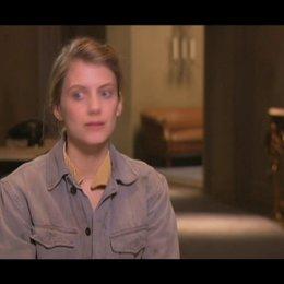 Melanie Laurent über Quentin Tarantino - OV-Interview