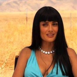 Salma Hayek über die Anziehungskraft des Drehbuchs - OV-Interview