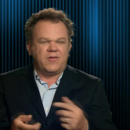 John C Reilly - Ralph - über Rich Moore - OV-Interview Poster