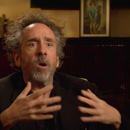Tim Burton - Regisseur - über Amy Adams - OV-Interview
