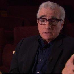 MARTIN SCORSESE - Regisseur - über die Person Georges Melies - OV-Interview