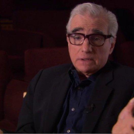 MARTIN SCORSESE - Regisseur - über die Person Georges Melies - OV-Interview Poster