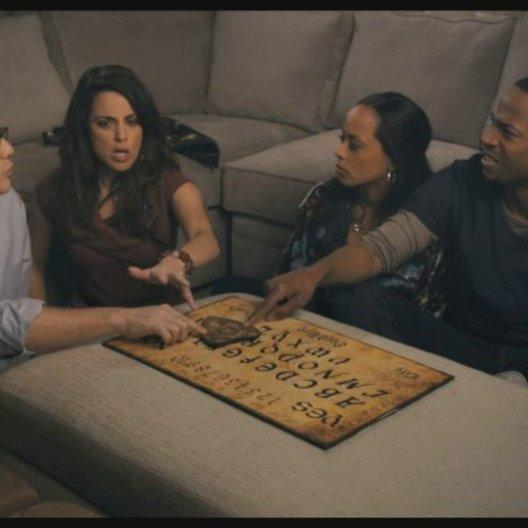 Geheimnisvolles Brettspiel - Szene