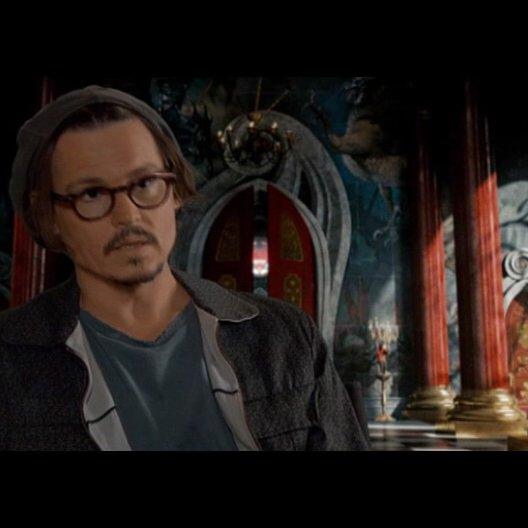 Filmausschnitte und Interview: Johnny Depps Traumrolle als verrückter Hutmacher - Featurette