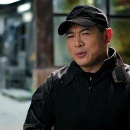 Jet Li -Yin Yang- über die Zusammenarbeit mit so vielen Action-Legenden - OV-Interview Poster