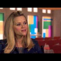 Reese Witherspoon - Lauren - über Chris Pine - OV-Interview Poster