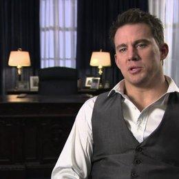 Channing Tatum über Roland Emmerich - OV-Interview