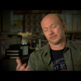Paul Haggis (Regisseur) über Elizabeth Banks - OV-Interview