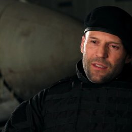 Jason Statham -Lee Christmas- über seine Rolle - OV-Interview Poster